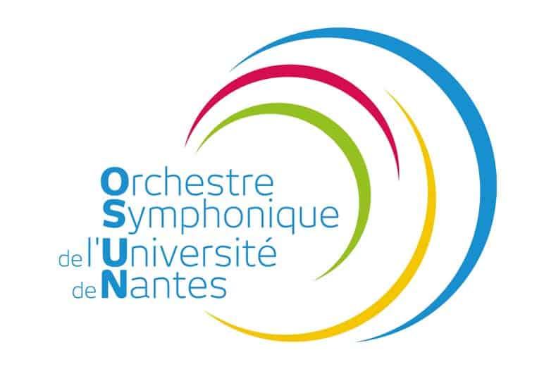 Logo OSUN Orchestre Symphonique de l'Université de Nantes©ID Graphik